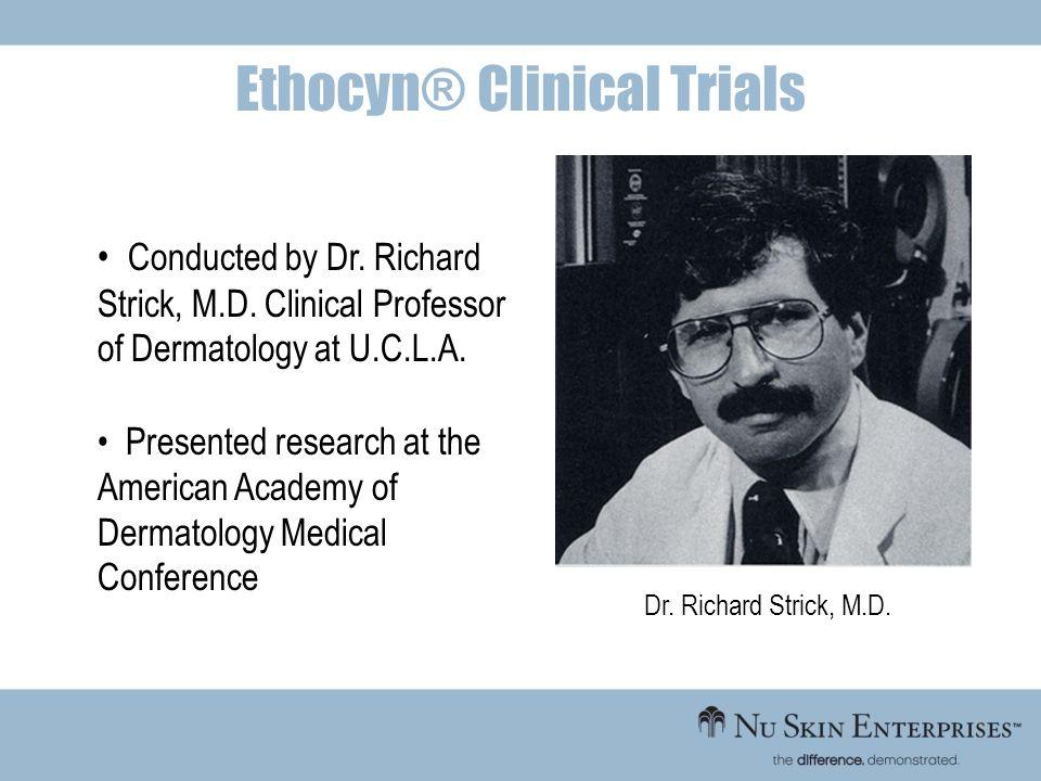 Ethocyn® Clinical Trials