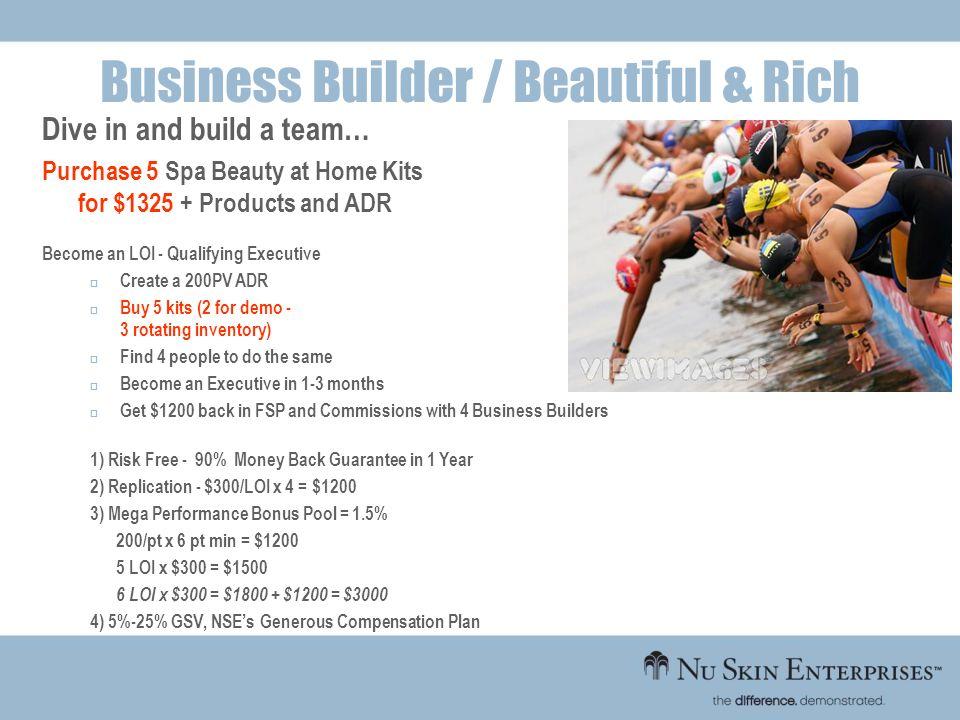 Business Builder / Beautiful & Rich