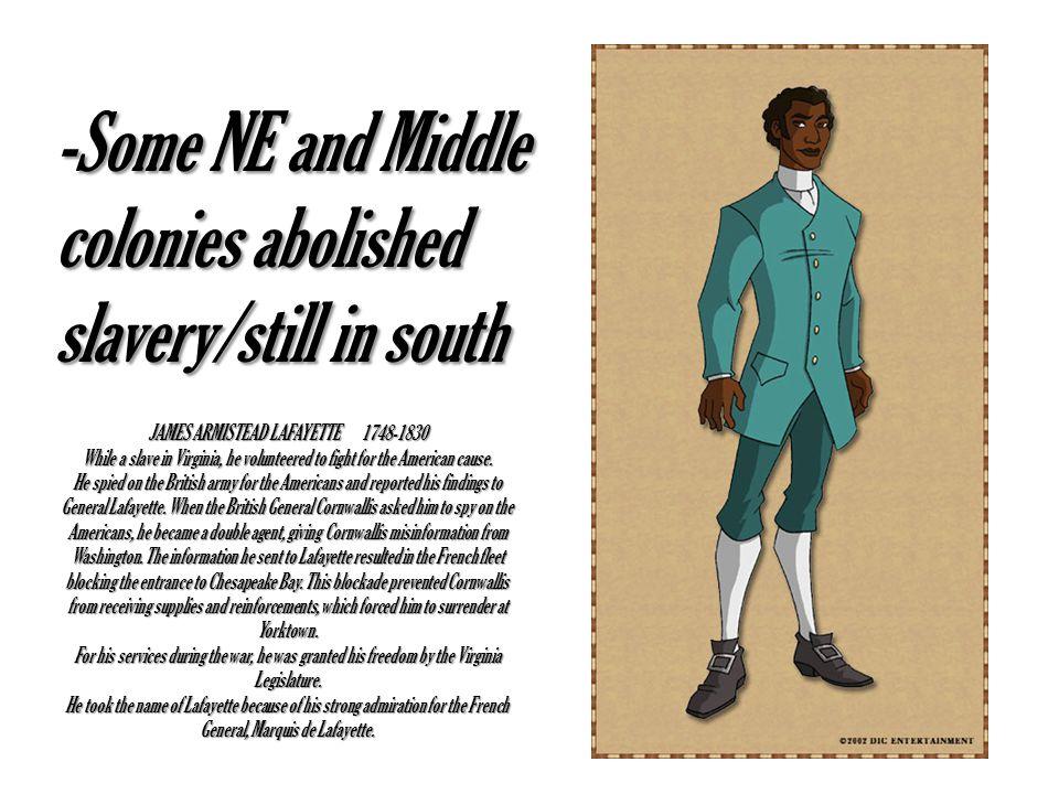 JAMES ARMISTEAD LAFAYETTE 1748-1830