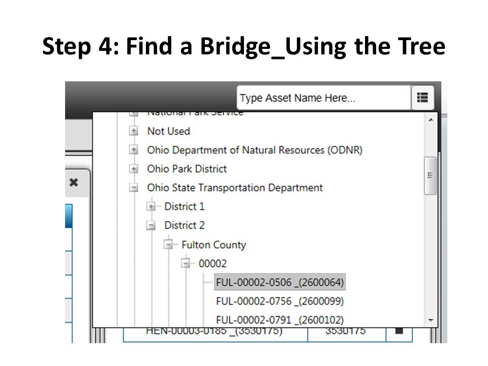 Step 4: Find a Bridge_Using the Tree