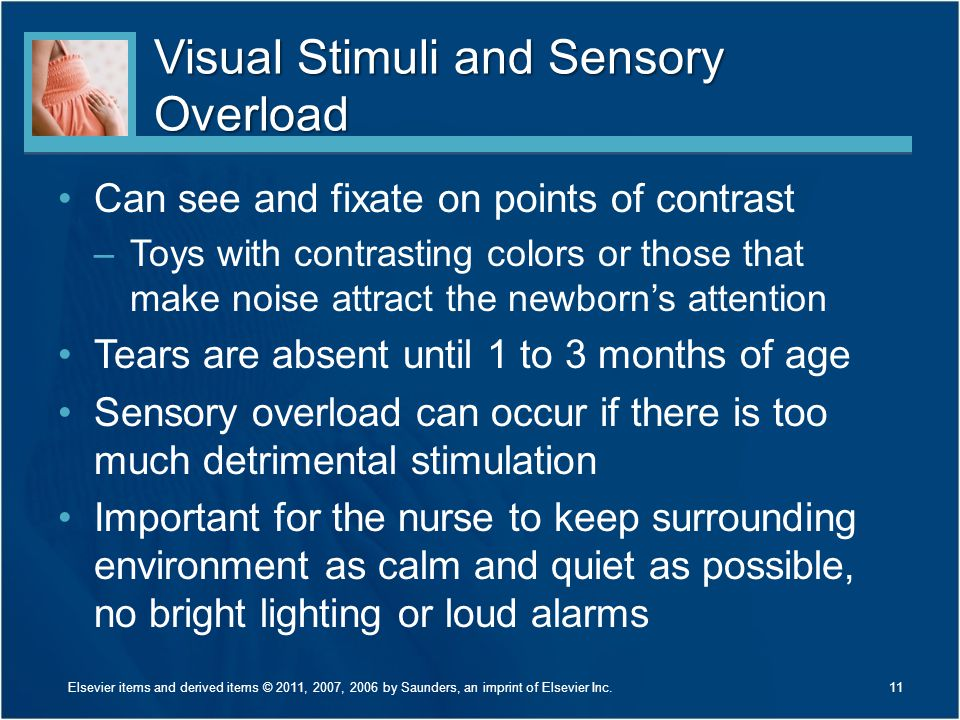 Visual Stimuli and Sensory Overload
