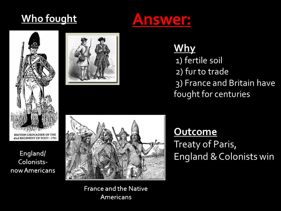 France and the Native Americans