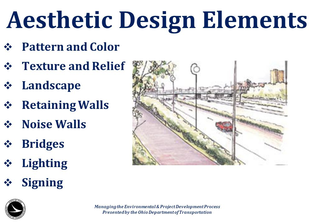Aesthetic Design Elements