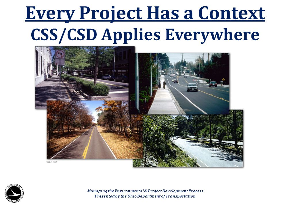 Every Project Has a Context