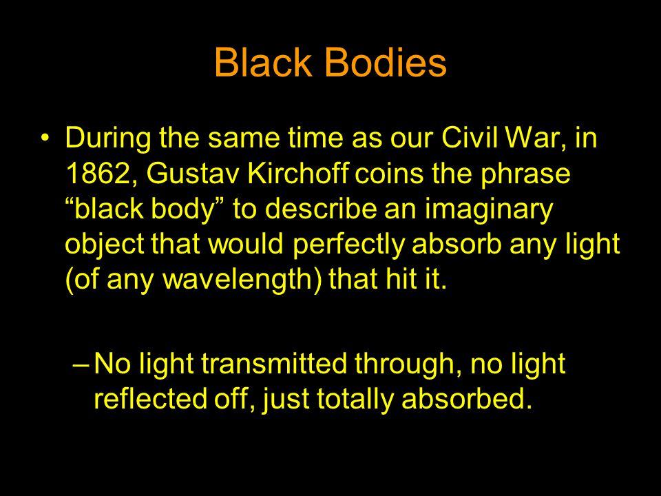 Black Bodies