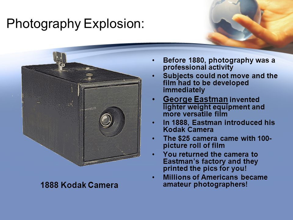 Photography Explosion: