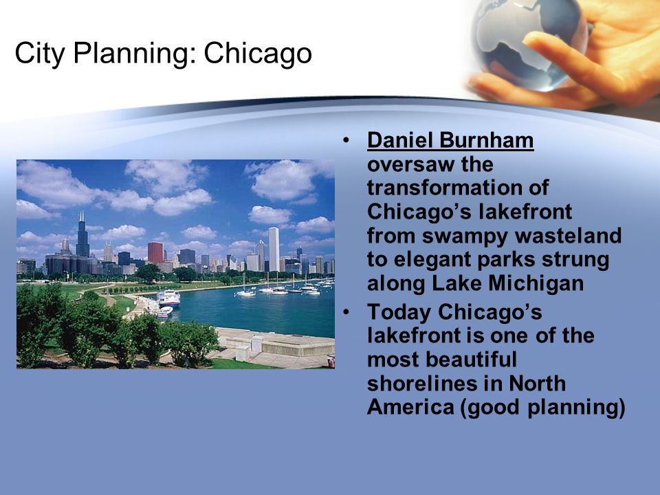 City Planning: Chicago