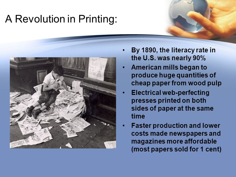 A Revolution in Printing: