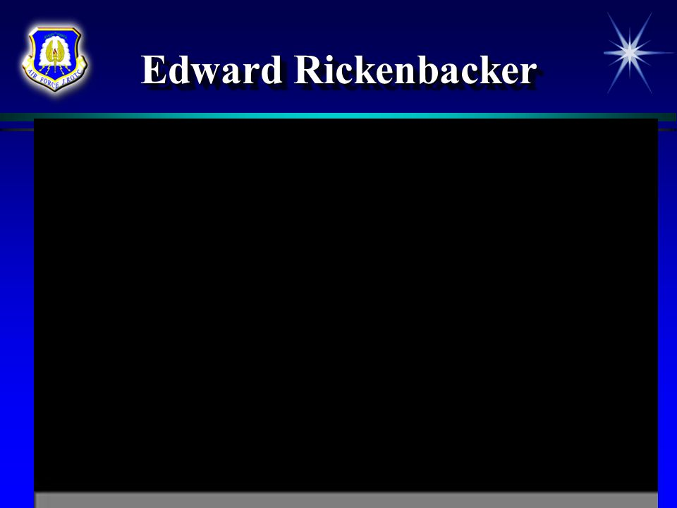 Edward Rickenbacker Chapter 2, Lesson 3