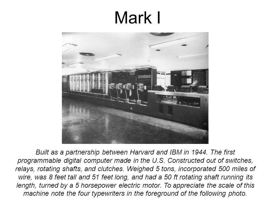 Mark I