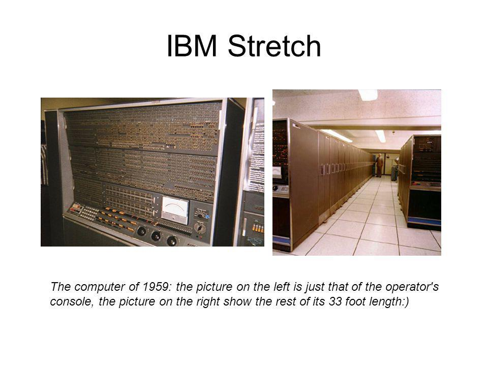 IBM Stretch