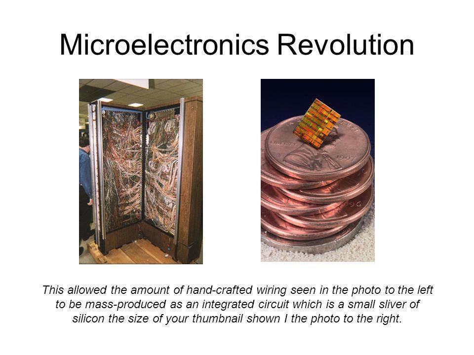 Microelectronics Revolution