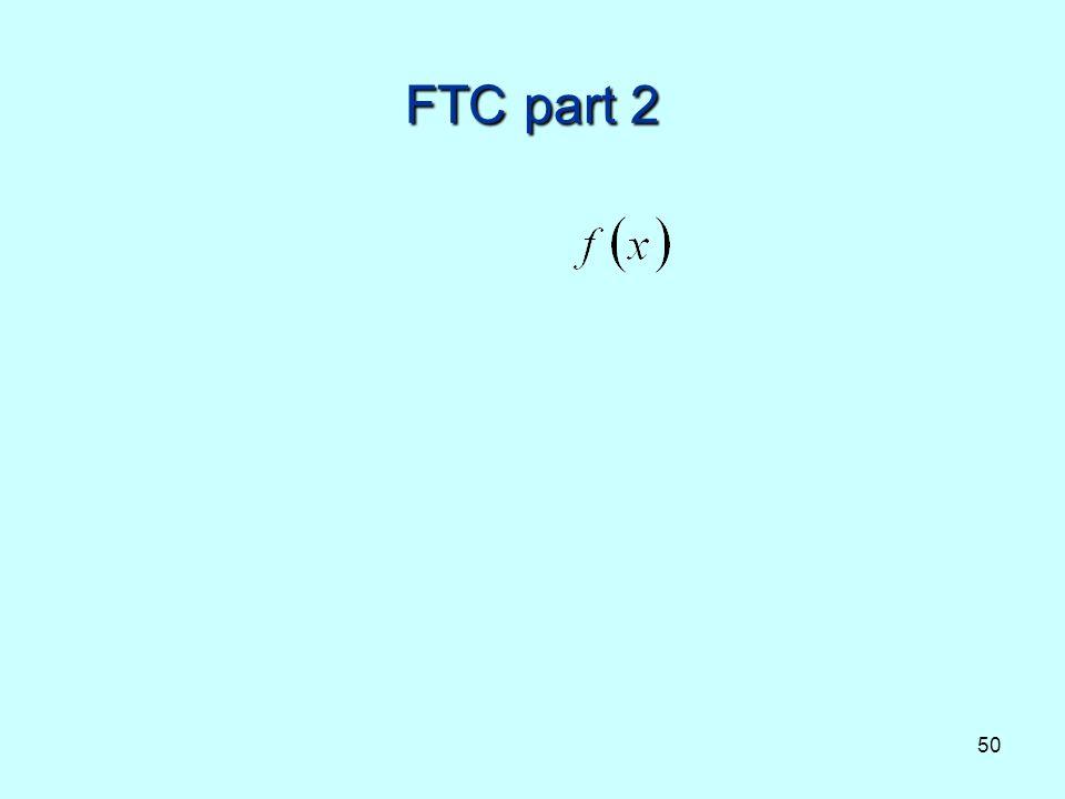 FTC part 2