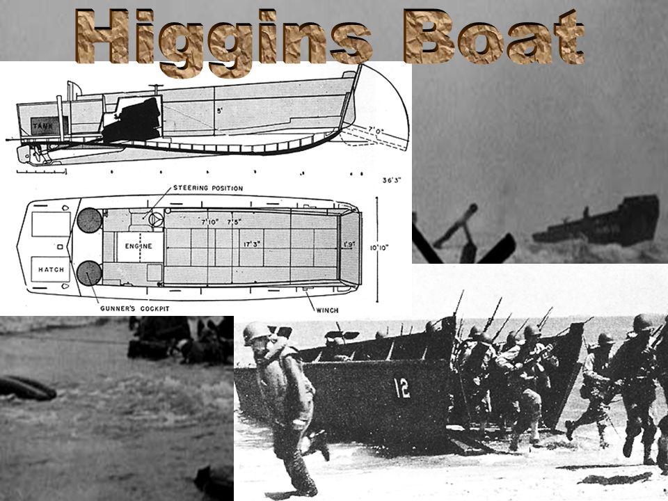 Higgins Boat