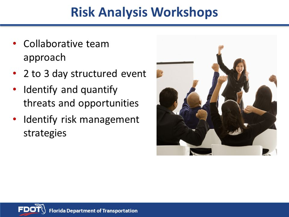 Risk Analysis Workshops