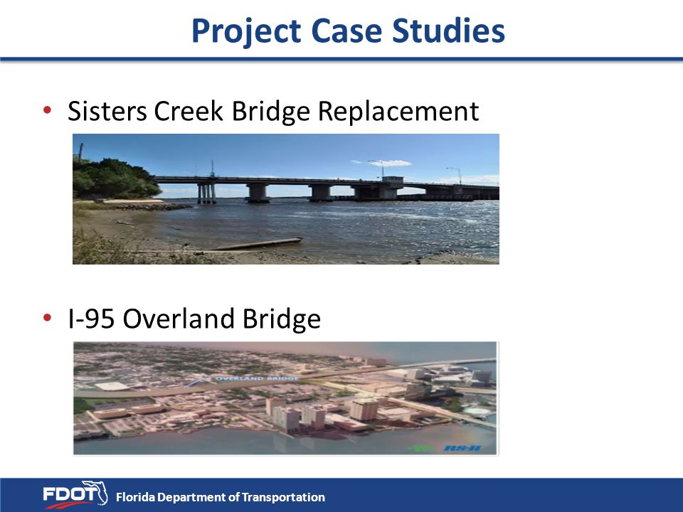 Project Case Studies Sisters Creek Bridge Replacement