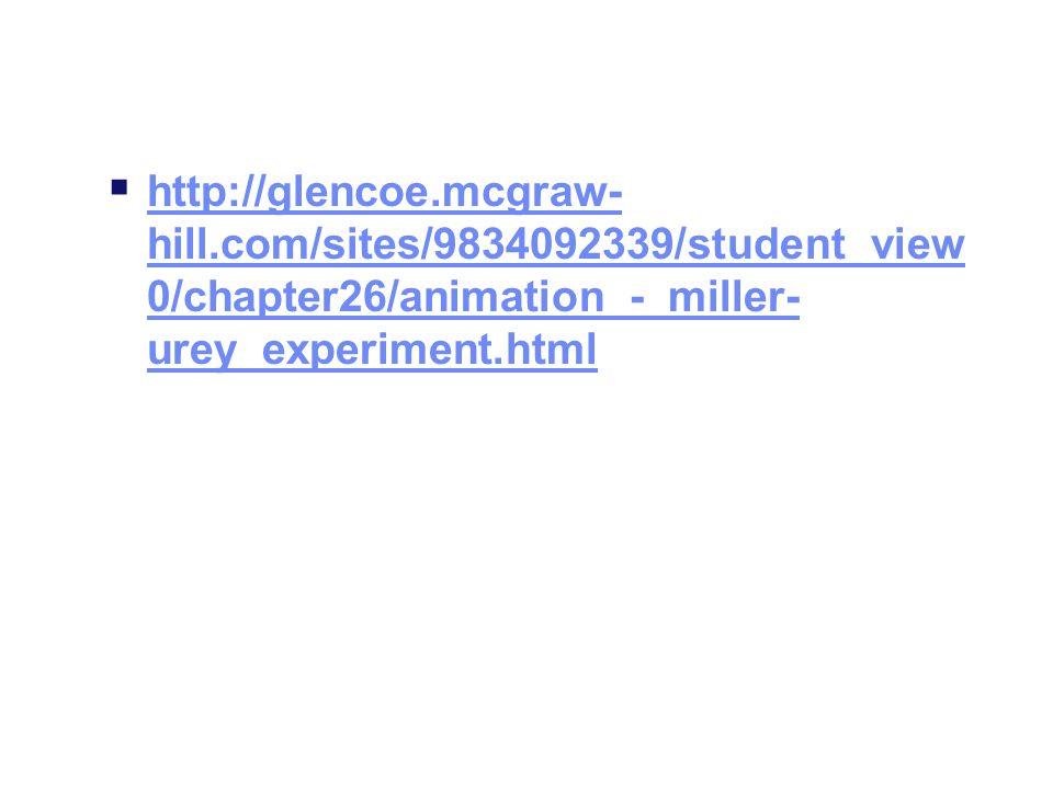 http://glencoe. mcgraw-hill