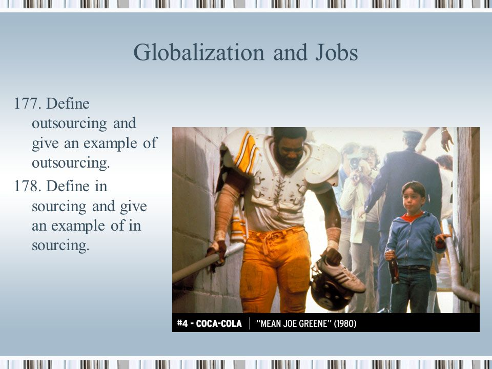 Globalization and Jobs