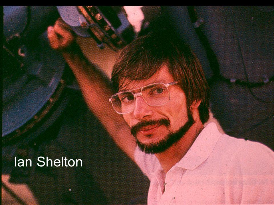 Ian Shelton