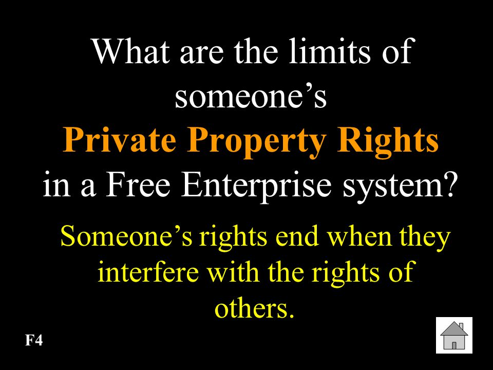Someone's rights end when they interfere with the rights of others.
