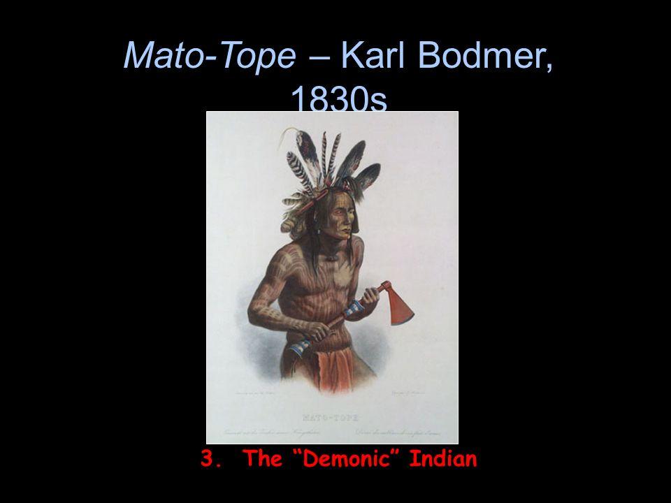 Mato-Tope – Karl Bodmer, 1830s
