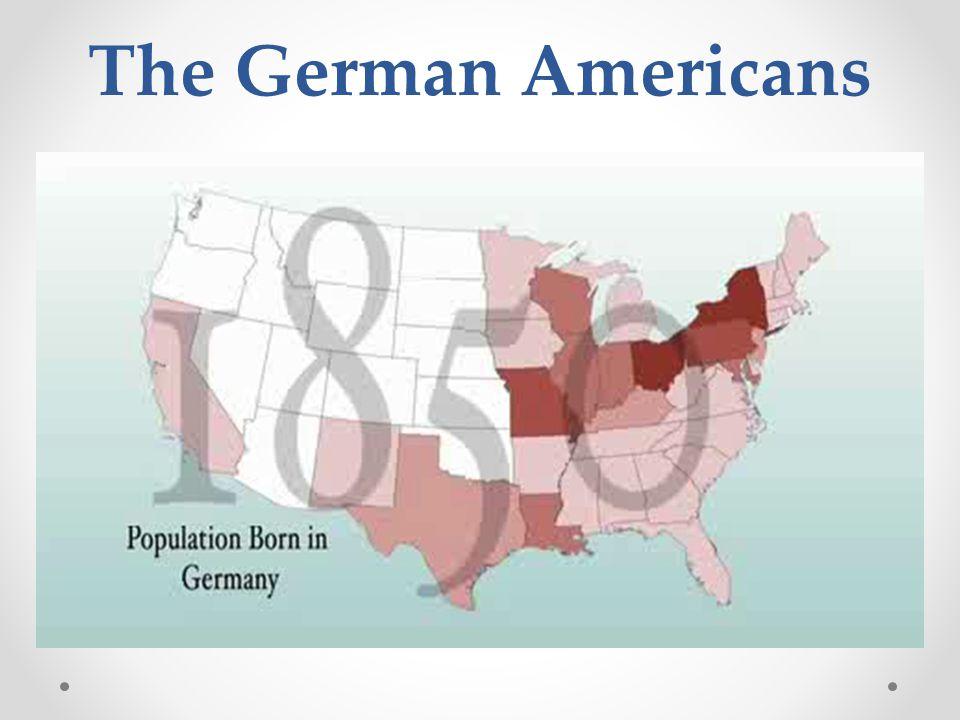 The German Americans