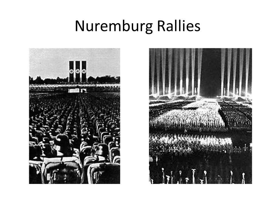 Nuremburg Rallies