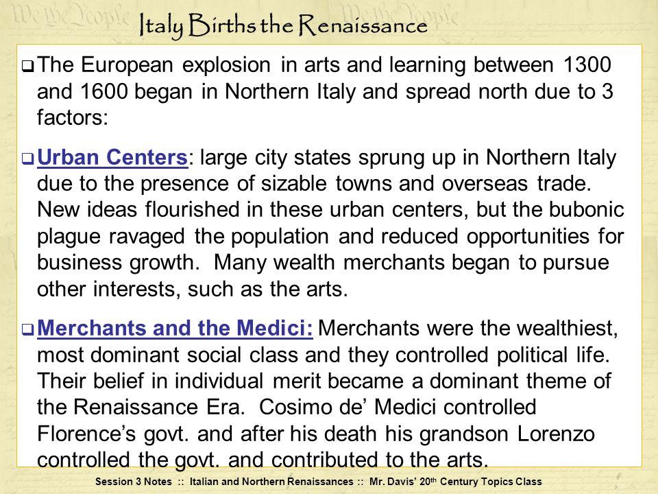 Italy Births U003cstrongu003etheu003c/strongu003e Renaissance