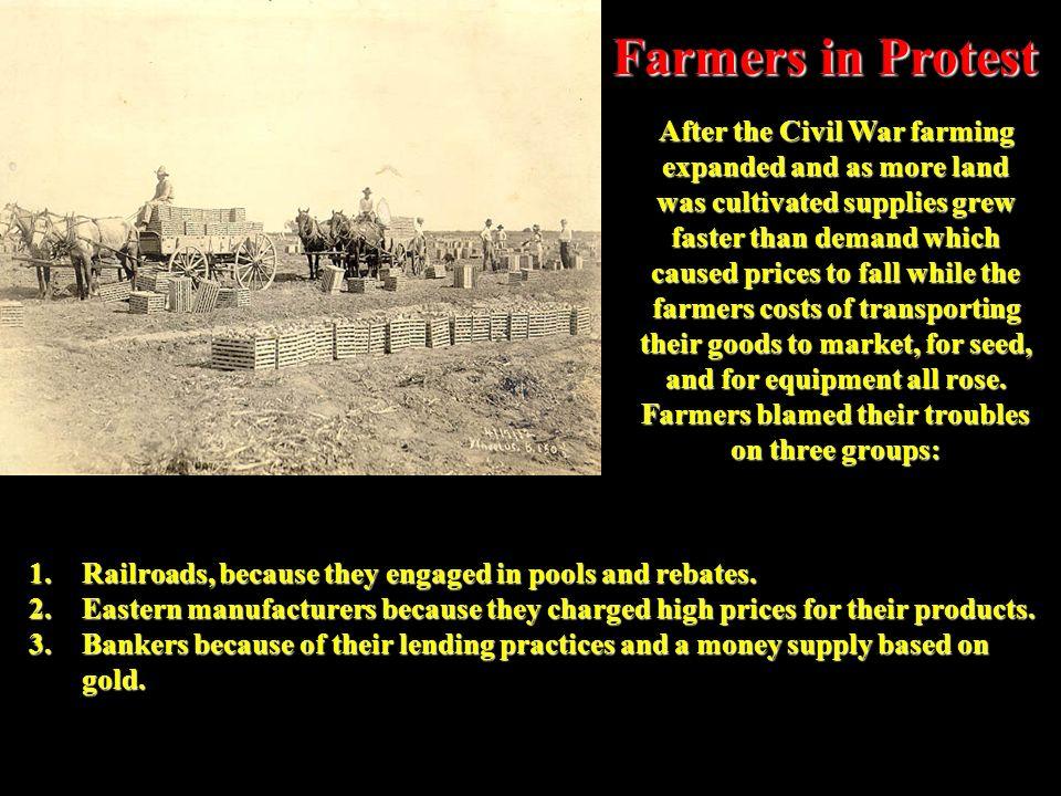 Farmers in Protest