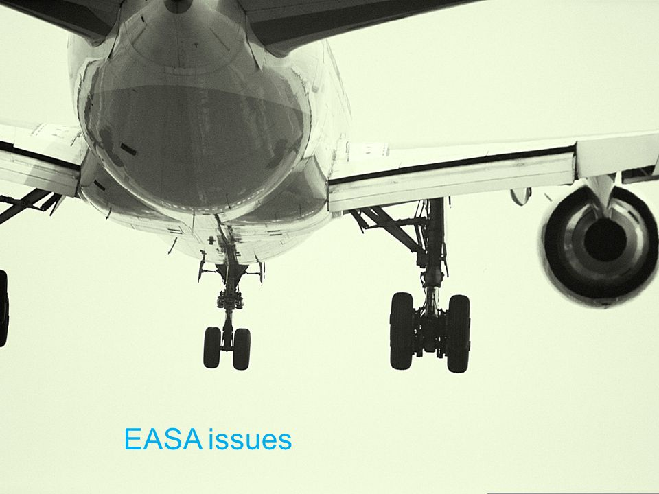EASA issues
