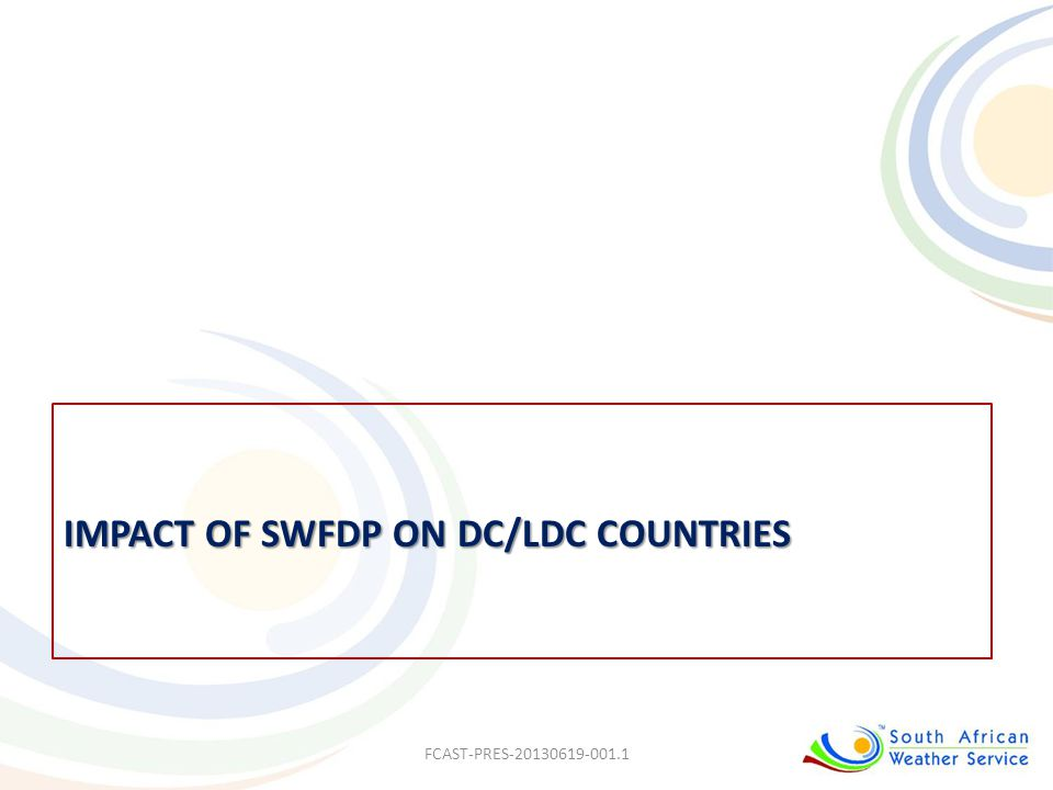 impact of SWFDP on Dc/ldc countries