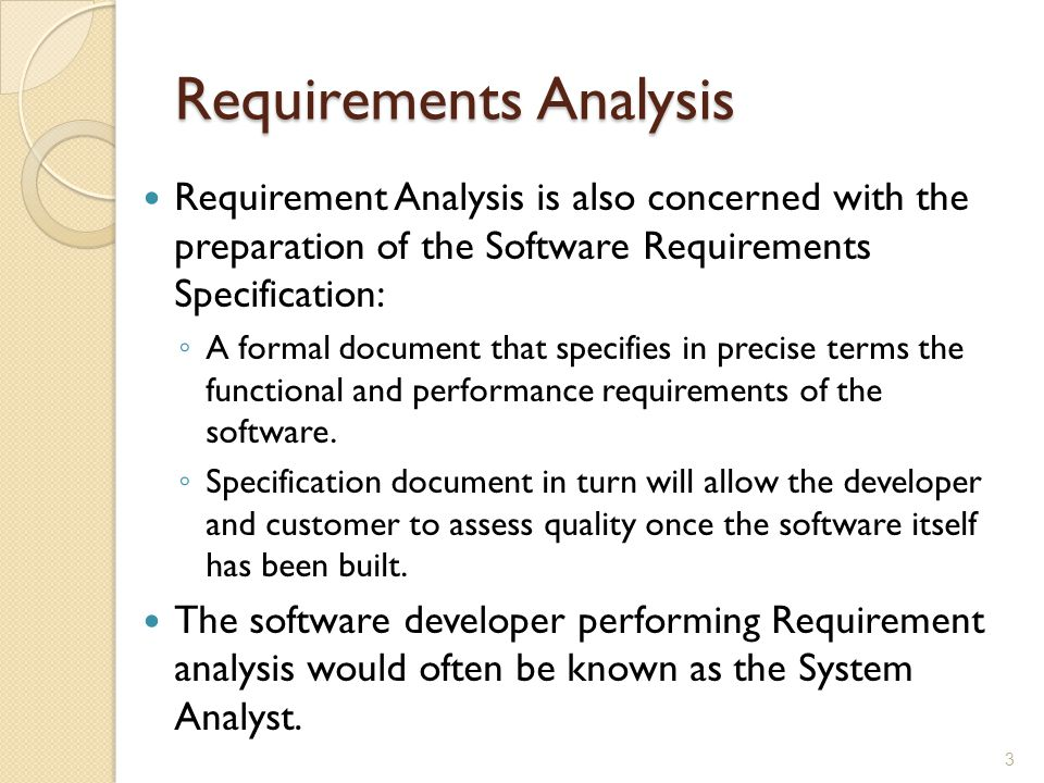 Lecture 8 systems analysis concept and principles ppt for As built software documentation