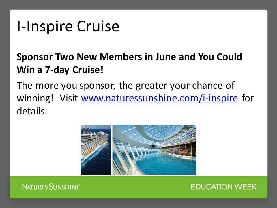 I-Inspire Cruise