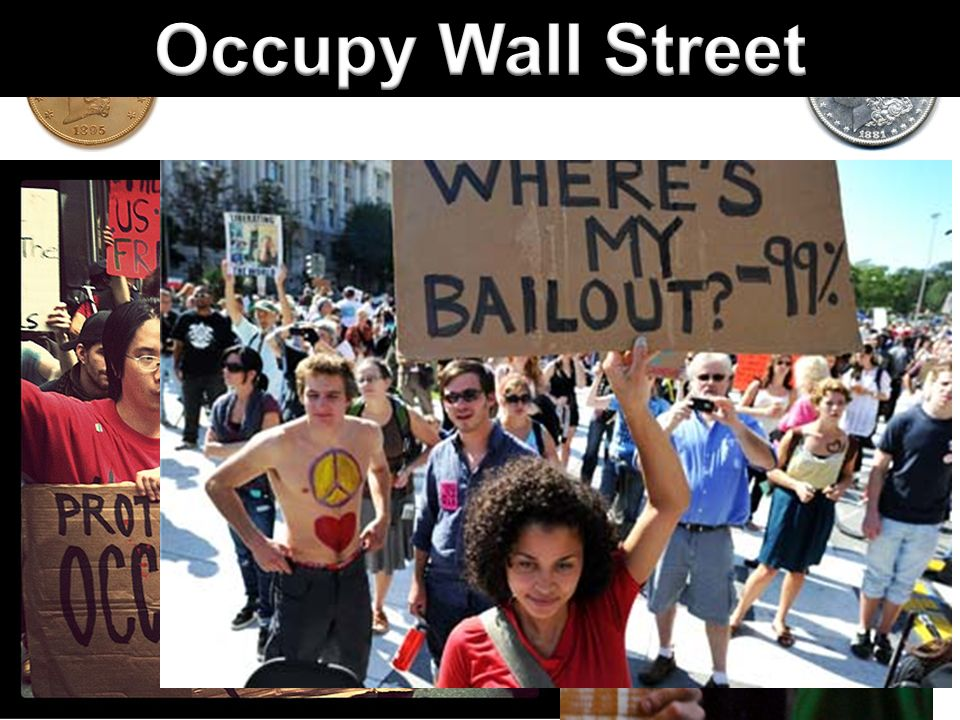 Occupy Wall Street THE POPULIST REVOLT