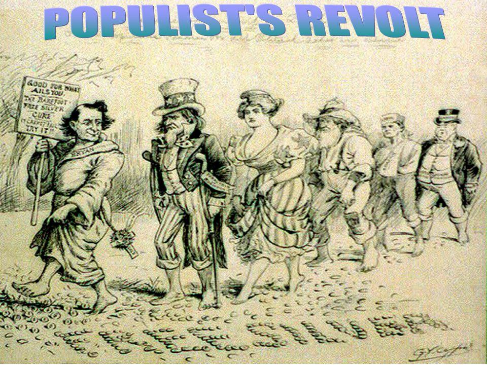 POPULIST S REVOLT
