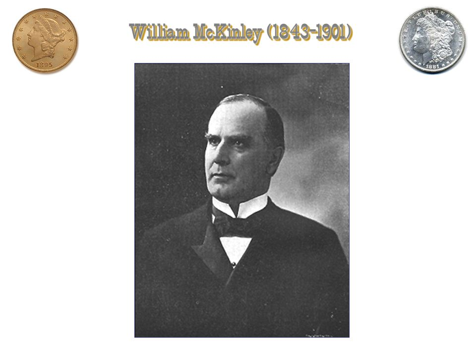 William McKinley (1843-1901)