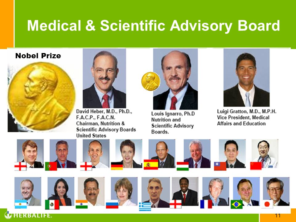 Medical & Scientific Advisory Board