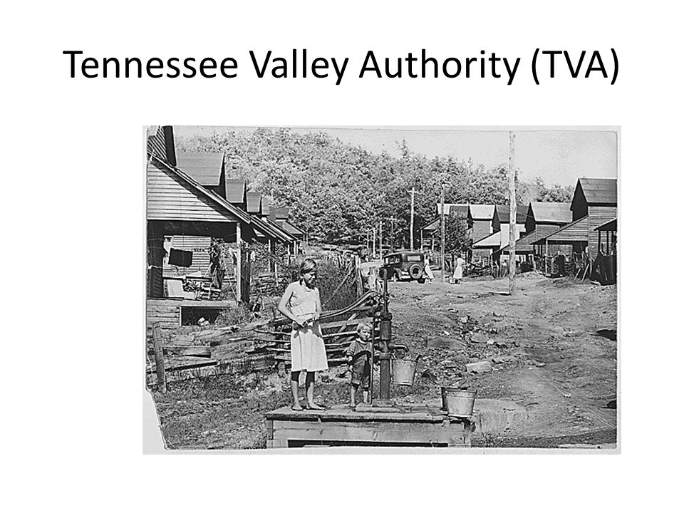 Tennessee Valley Authority (TVA)