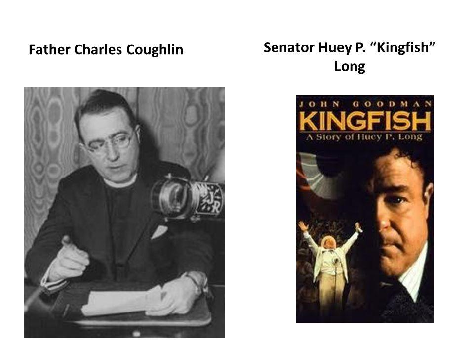 Senator Huey P. Kingfish Long