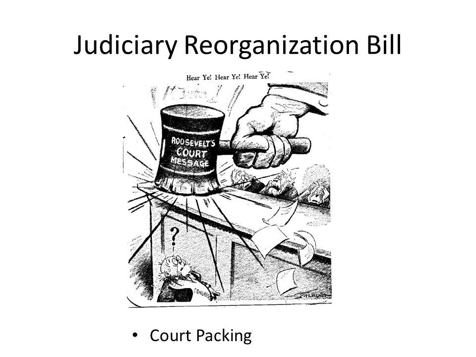 Judiciary Reorganization Bill