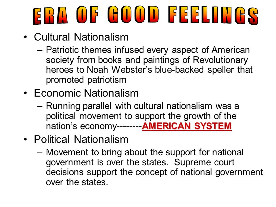 Political Nationalism
