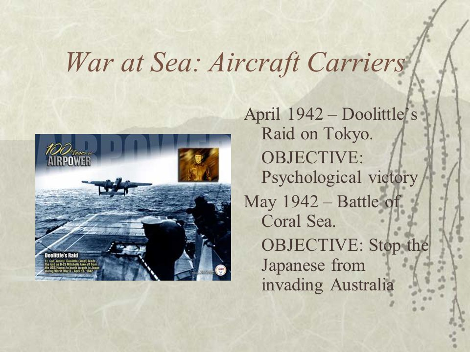 War at Sea: Aircraft Carriers