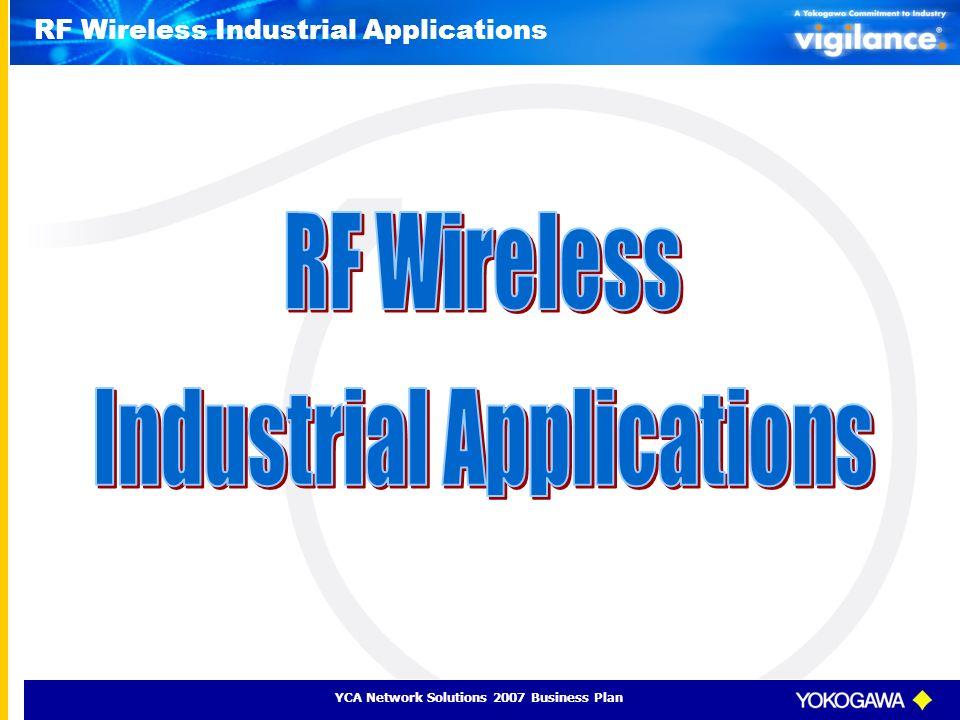RF Wireless Industrial Applications