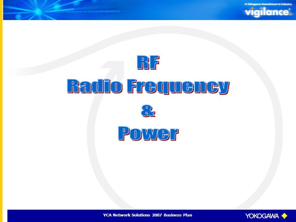 RF Radio Frequency & Power