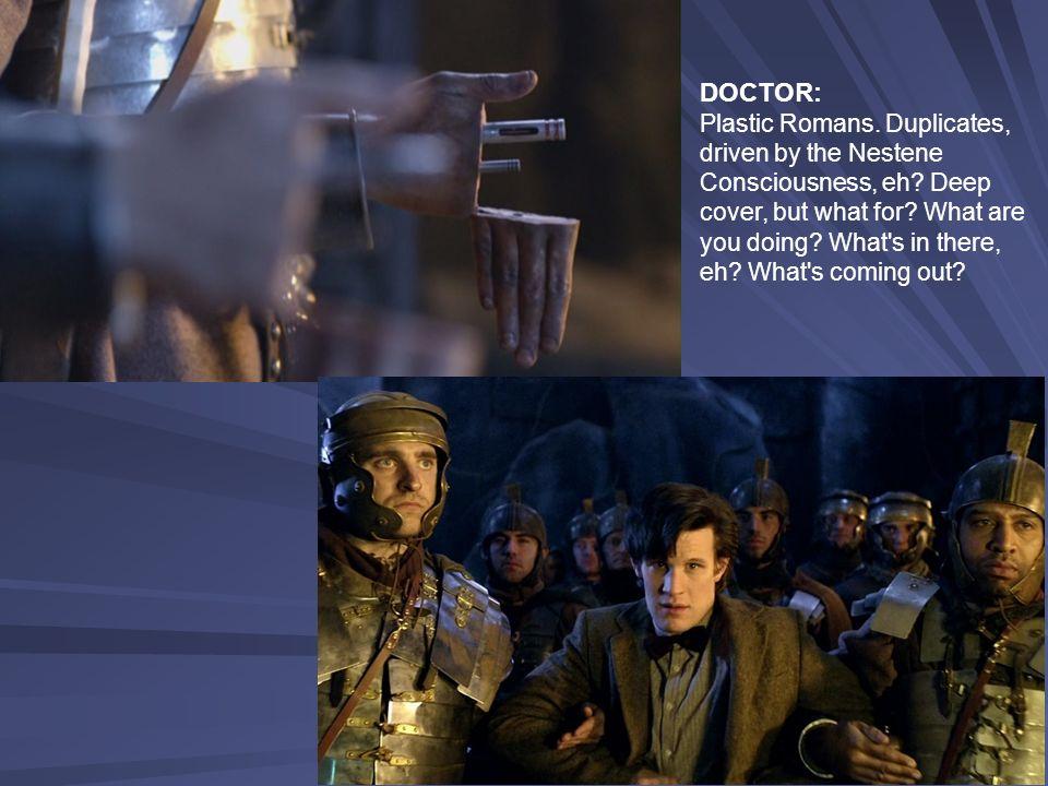 DOCTOR: Plastic Romans