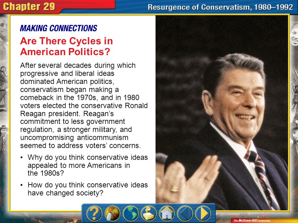 Are There Cycles in American Politics