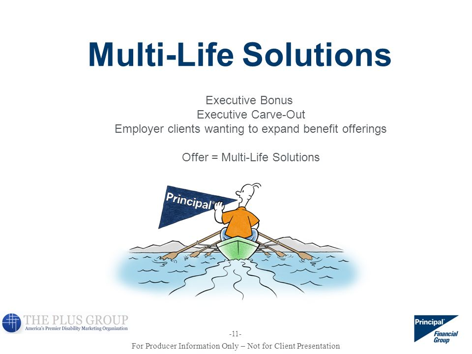 Multi-Life Solutions Executive Bonus Executive Carve-Out