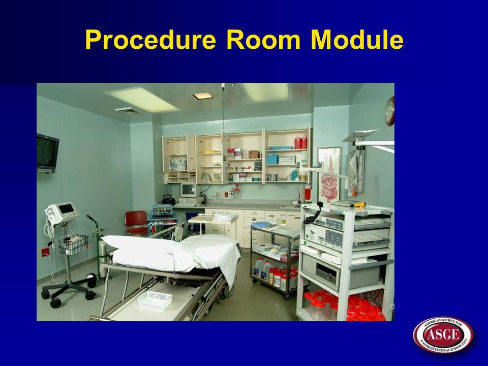 Procedure Room Module