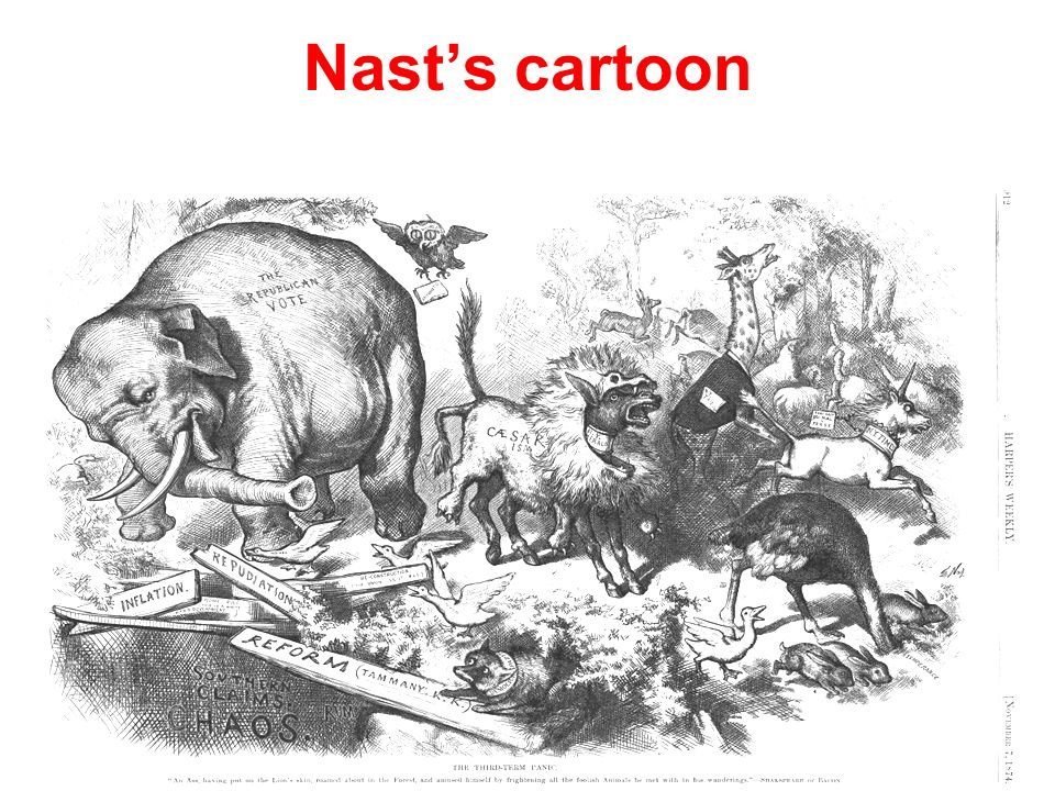 Nast's cartoon