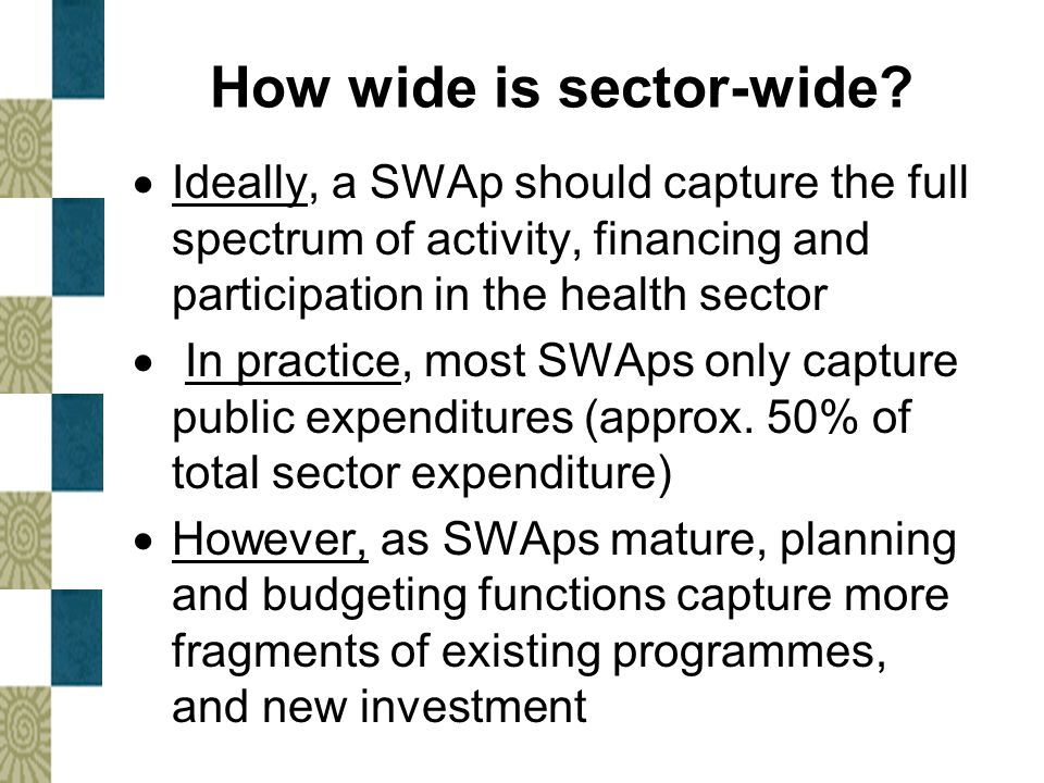 How wide is sector-wide